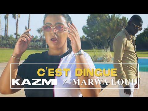 Youtube: Kazmi & Marwa Loud – C'est dingue (clip officiel)