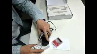 Аппарат для маникюра и педикюра CT-1201A