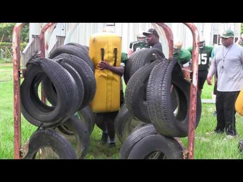 Florida High School Football: Lincoln Trojan Preseason Update Aug 2016