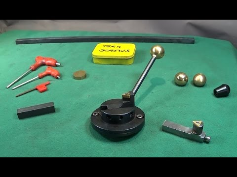 Myford Ball Turning Attachment Modifications. Turn Larger Spherical Diameters