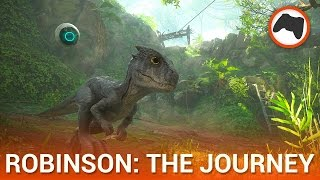 Robinson: The Journey, croce e delizia della VR - RECENSIONE