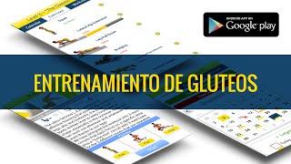 ¡Entrenamiento glúteos está disponible en Google Play!