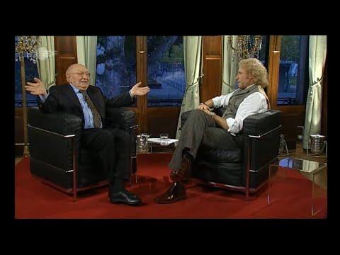 Marcel Reich-Ranicki & Thomas Gottschalk im Gespräch (17.10.2008)
