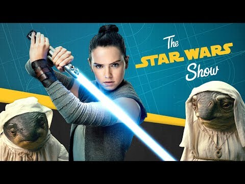 Download Youtube: New The Last Jedi Images, The Star Wars Show Goes Hollywood, Lost Lucasfilm Loot, & More!