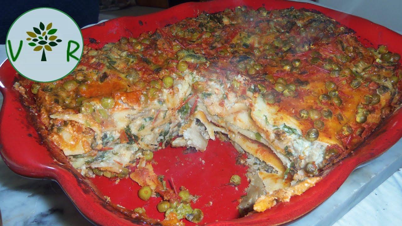 Cuisiner les lasagnes fra ches sans pr cuisson tomates - Cuisiner les girolles fraiches ...