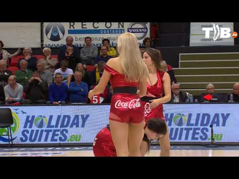 Game Highlights - BC Oostende - Antwerp Giants 19/11 (FR)