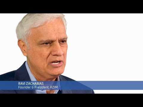 Ravi Zacharias will speak at the National Conference in Russia