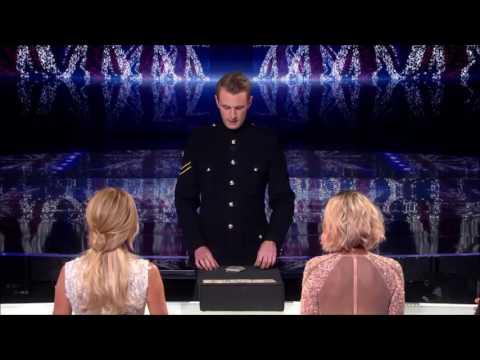 THE WINNER Richard Jones's all performances in Britain's Got Talent 2016