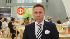 Timo Ritakallion kiitos finanssialan työntekijöille #kiitos #Suomitoimii