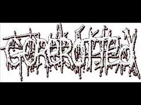 gorerotted - can't fit her limbs in the fridge