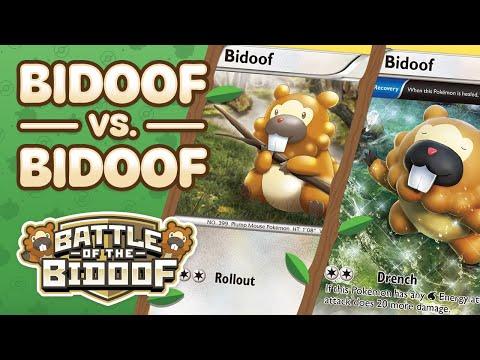 Pokémon TCG: Battle of the Bidoof   Bidoof Day
