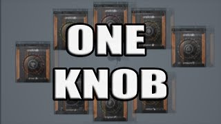 Wave's - One Knob Bundle - Surprisingly Awesome Plugins