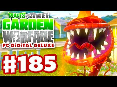 Plants vs. Zombies: Garden Warfare - Gameplay Walkthrough Part 185 - Full Team Garden Ops! (PC)