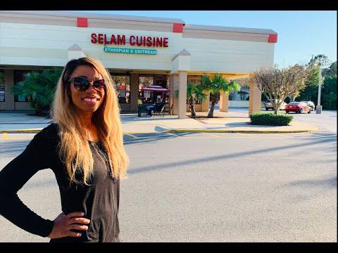Vegan & Vegetarian Options @ Selam Ethiopian & Eritrean Cuisine