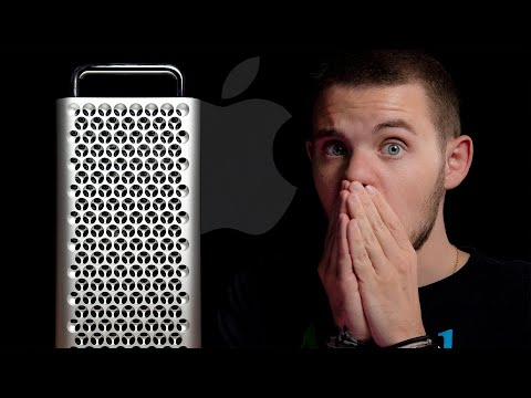J'AI ACHETÉ le Mac Pro d'Apple ! (UNBOXING)