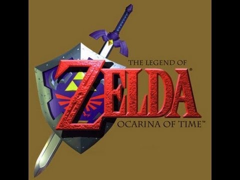 Full Game Ocarina of Time N64