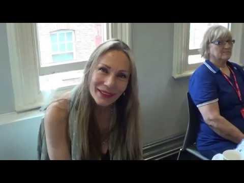 Wakefield Comiccon Virginia Hey Interview