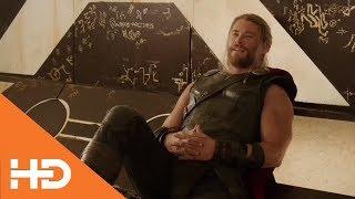Забавный разговор Локи с Тором ✶ Тор: Рагнарёк [2017] ✶ лучшие моменты