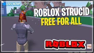 🔴 ONLY FREE FOR ALL IN ROBLOX STRUCID | Roblox Strucid (Alpha) | Best Breakout Game Bloxys?