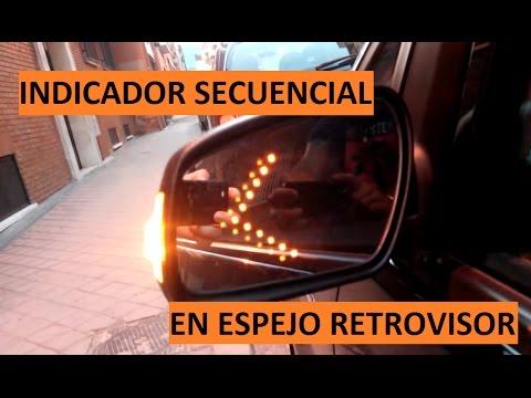 Ford C Max MOD: Intermitentes en espejo del retrovisor