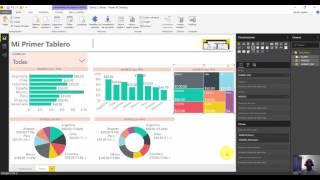 Agrega una grafica de embudo a tu informe en Power BI Desktop