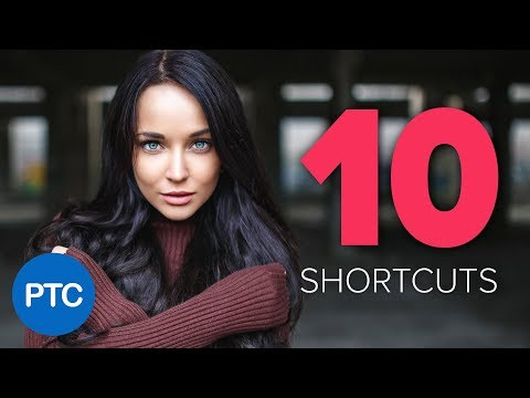 10 Really Useful PHOTOSHOP Keyboard SHORTCUTS That You Don't Know (Probably) - Photoshop Tutorial