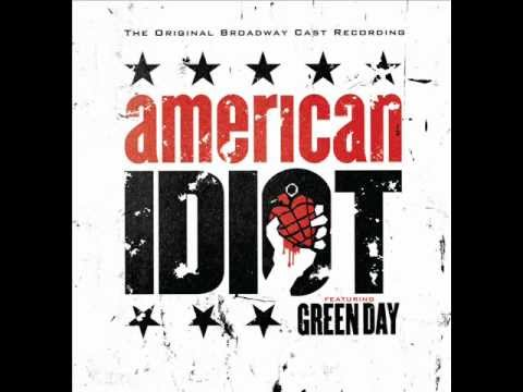 Whatsername - American Idiot The Original Broadway Cast Recording