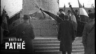 Zeebrugge Day Celebrated In Liverpool And Zeebrugge (1938)