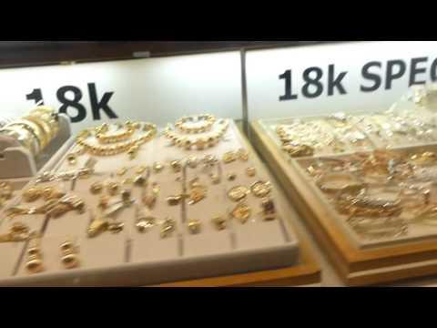 Gold In Dubai Airport June 2020