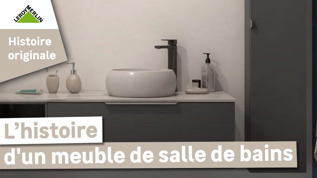 L Histoire Originale D Un Meuble De Salle De Bains Burgbad Leroy Merlin Youtube
