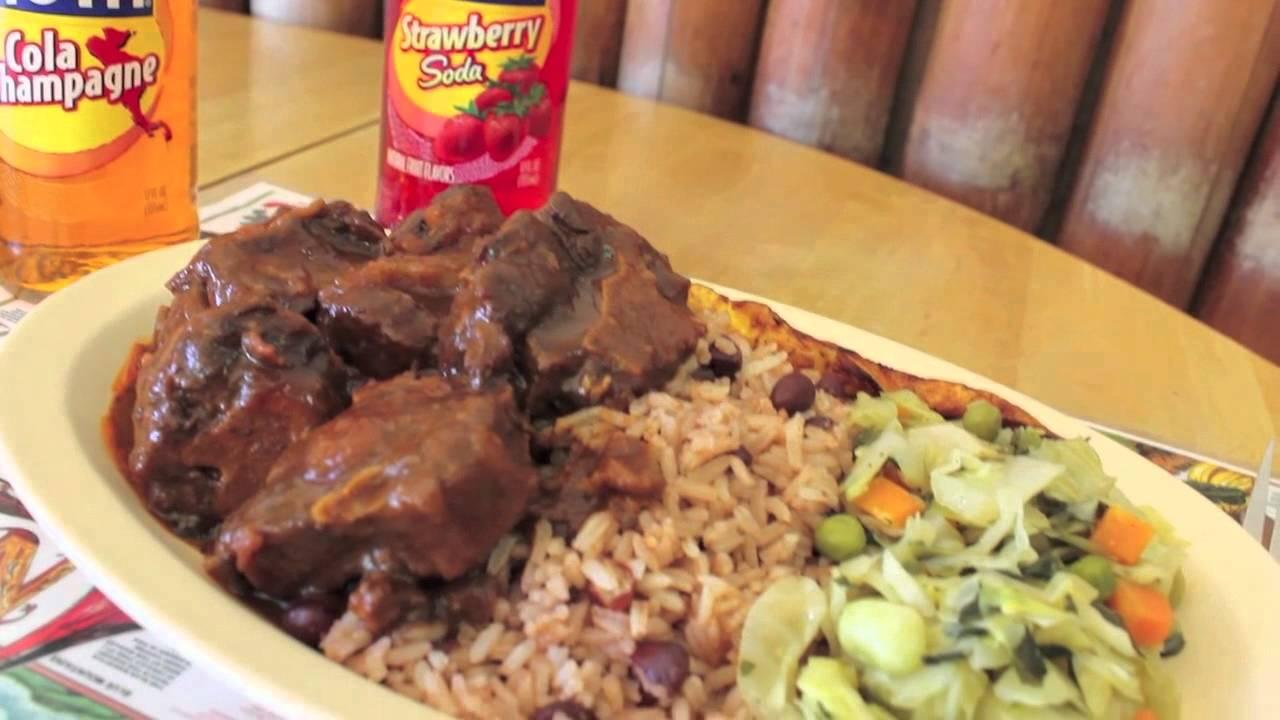 Island Spice Jamaican Restaurant San Diego California