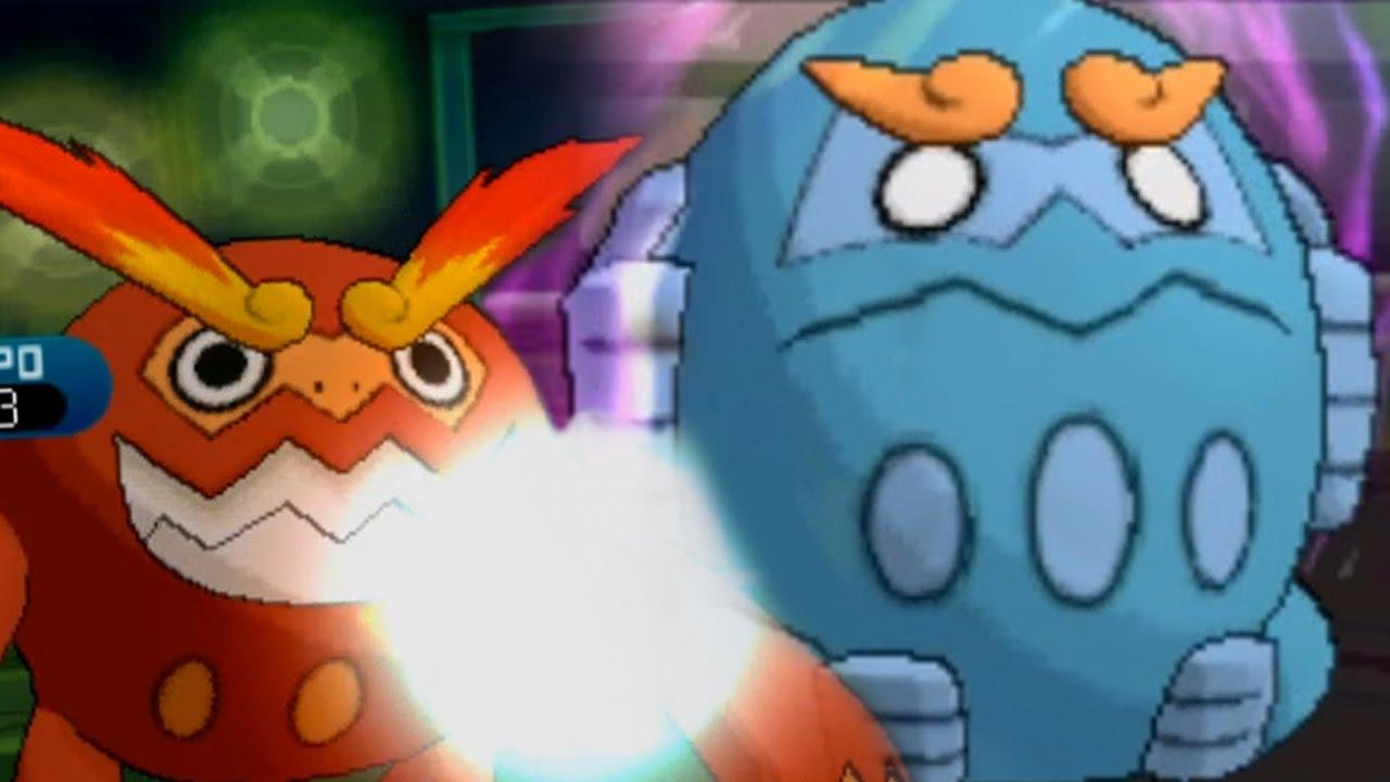 ¡DARMANITAN EN MODO DARUMA! Pokémon Sol y Luna: COMBATE ...