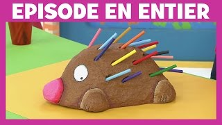 Art Attack - Pot à crayons - Sur Disney Junior - VF