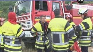 L'Air du Temps : été rime avec feu de forêt? (15/06/2011)