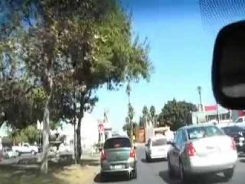 Paseo por la ciudad Cd. Victoria, Tamaulipas