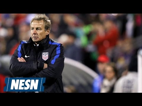 U.S. Men's Soccer Reaches New Low After Loss To Costa Rica