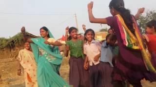 Bihar banka dist garam nawada gopalpur saraswati puja dance video song palani mai jawani Rowo ta(2)
