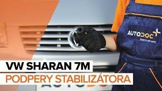 Ako vymeniť Drżiak ulożenia stabilizátora na CITROËN C6 - video sprievodca