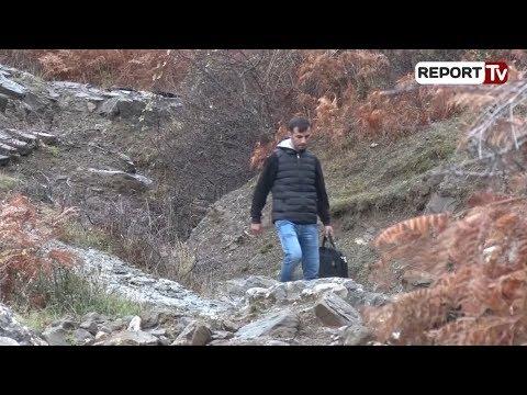 Report TV - Një ditë me mësuesin e ri Skederlajt Murati