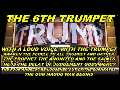 PROPHECY OF THE 7 TRUMPETS OF REVELATION UNLOCKED WITH ...
