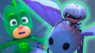 PJ Masks Deutsch Pyjamahelden ✨ Riesen-Gecko ✨ Ganze Folgen | Cartoons für Kinder