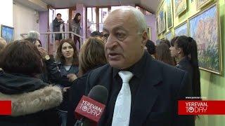 «Թումանյանական աշխարհի բնանկարներ»  ցուցահանդես՝ Երևանում