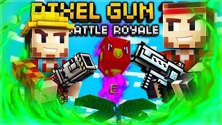 DOING INSANE CHALLENGES ROAD TO 500 BATTLE ROYALE VICTORY'S! | Pixel Gun 3D
