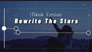 Download james arthur & anne-marie - rewrite the stars (tiktok version) [slowed]