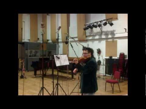 Adam Resurrected Main Theme by Gabriel Yared  violin: Bogdan Vacarescu