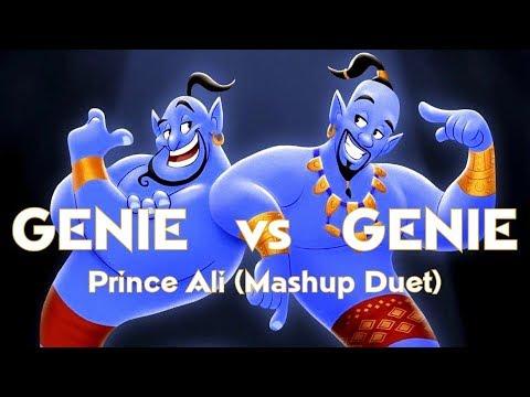 Prince Ali (Mashup Duet) - Robin Williams & Will Smith