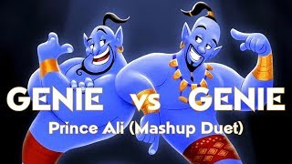 Gambar cover Prince Ali (Mashup Duet) - Robin Williams & Will Smith