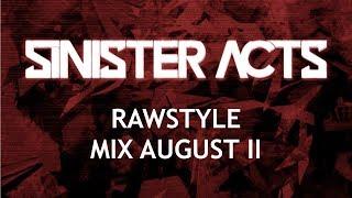 Rawstyle Mix August II 2017