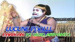 Download lagu BANGONG LUCU POOLL PARIKAN VS KI SIGID ARIYANTO MP3