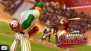 Ballistic Baseball out now on Apple Arcade | Launch Trailer